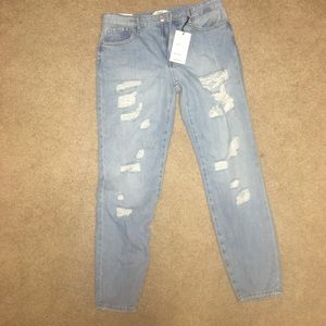 Forever 21 jeans